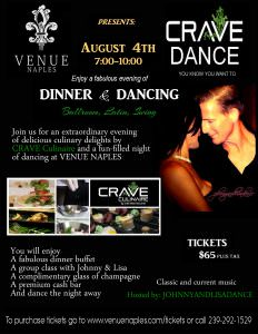 Crave Dance at Venue Naples! @ Venue Naples | Naples | Florida | United States