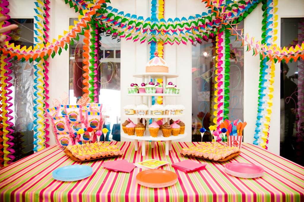 Top 3 Birthday Party Themes