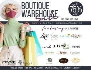Boutique Warehouse Sale @ Venue Naples   Naples   Florida   United States